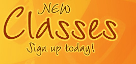 New Class - Sign Up Today!